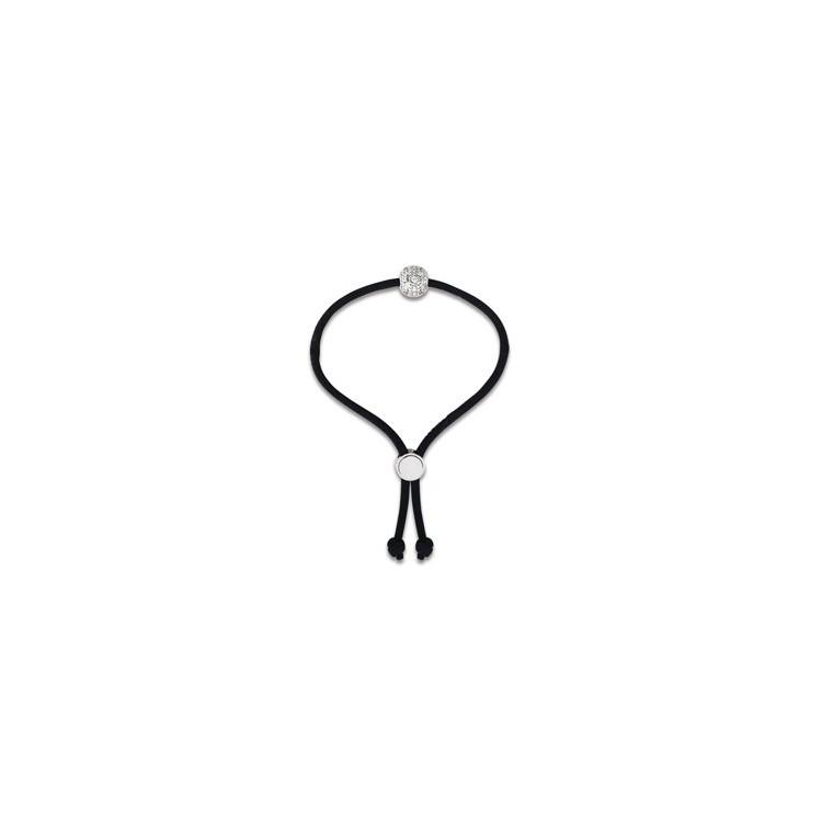 Bracelet cordon coulissant femme